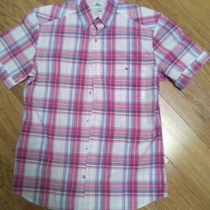Lacoste dress shirt 3/25$
